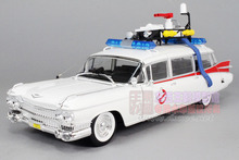 Hot Wheels 1:18 1959 Cadillac ECTO Ghostbusters