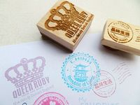 DIY Wood Rubber Personalized Custom Wedding Stamps Invitation Card Seal Date Couples Name Stamp DIY Cards