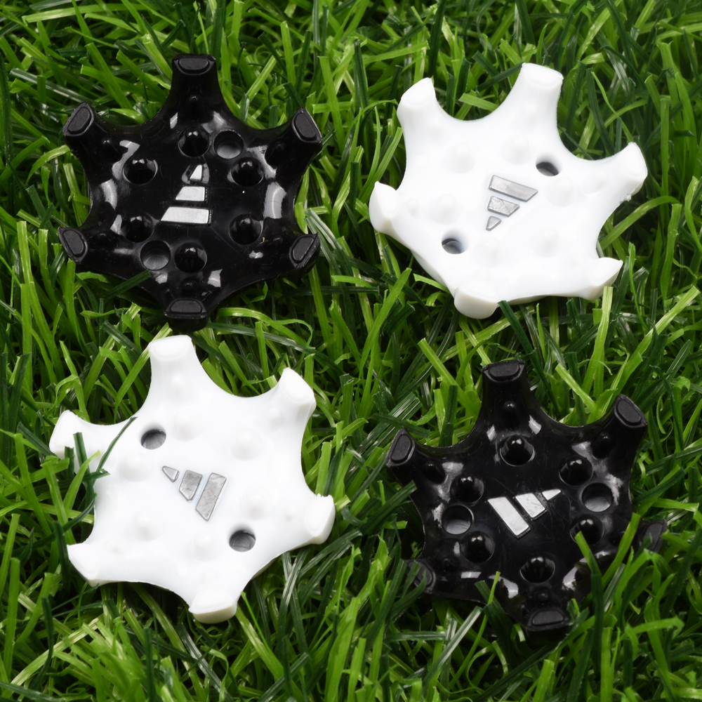 14Pcs /Lot TPR Golf Spikes Pins 1/4 Turn Fast Twist Shoe Spikes Replacement Accessories Golf Training Aids(China)