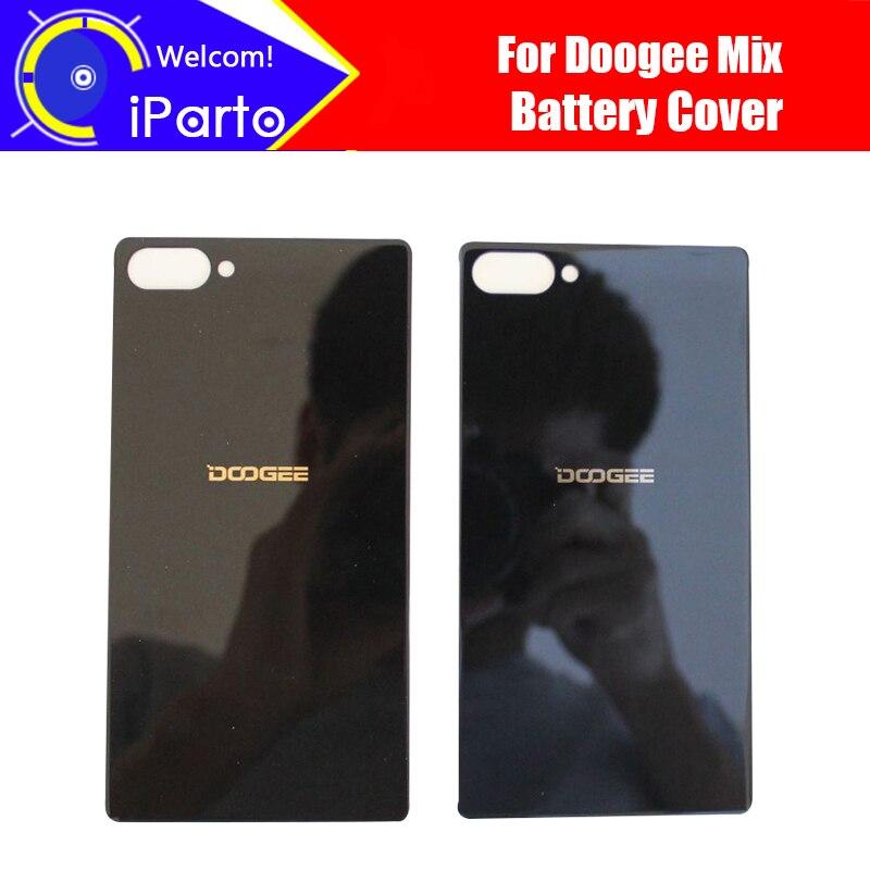 DOOGEE MIX Battery Cover Gehäuse 100% Original Neue Durable Zurück Gehäuse Handy Zubehör für MIX handy