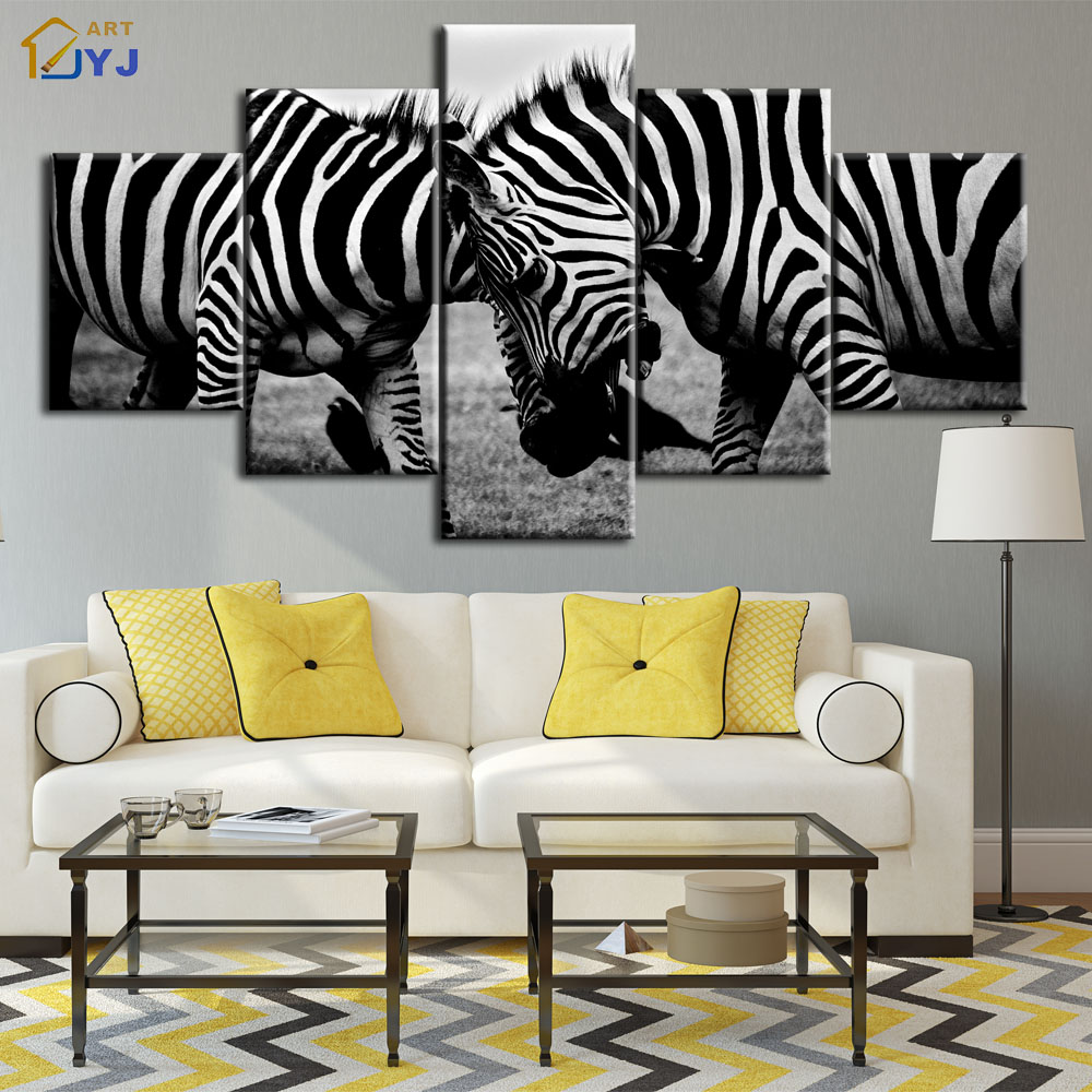 Zebra Print Living Room Decor Compare Prices On Zebra Print Wall Decor Online Shopping Buy Low