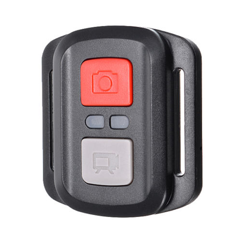 1pc Portable Remote Control black 2.4G wireless Remote Controller Suitable For EKEN H8R H9R Sport Action Camera 2.4G Mayitr f88 action camera black