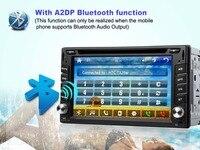 Uniwersalnego Radia Pokój 2 din DVD Nawigacji GPS dla Volkswagen VW MULTIVAN samochód CD odtwarzacz DVD GPS TV Bluetooth Radio + darmowe 4g karty