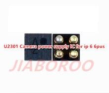 10 unids/lote U2301 IC para iPhone 6 6plus alimentación de la cámara principal IC 2,8 v tubo 4 pines
