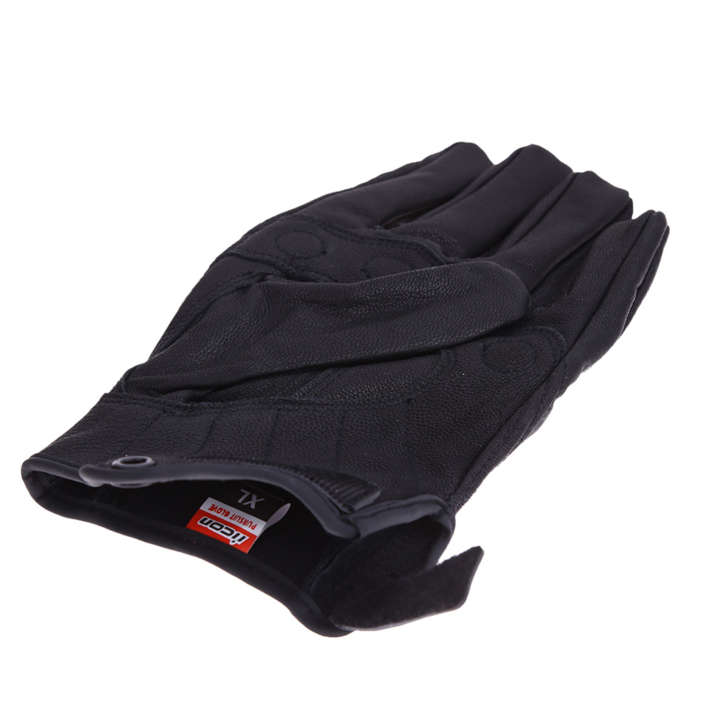 Motorcycle gloves xl - Aliexpress Com Buy 1 Pair Leather Full Finger Motorcycle Gloves Waterproof Bicycle Cycling Motocross Golves M L Xl Short Leather Gloves Hot Sell From