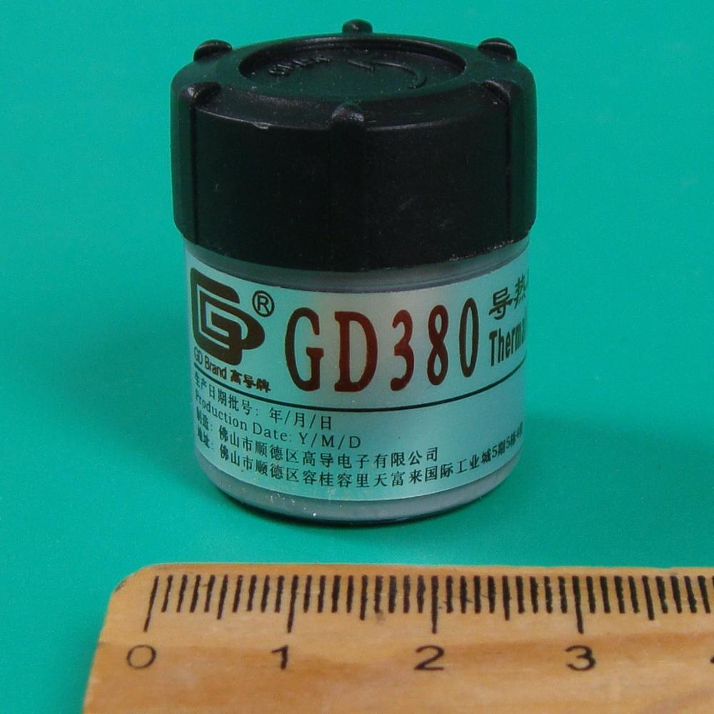 GD380 CPU CN30 üçün Termal Keçid Keçirici Silikon Plaster - Kompüter hissələri - Fotoqrafiya 6