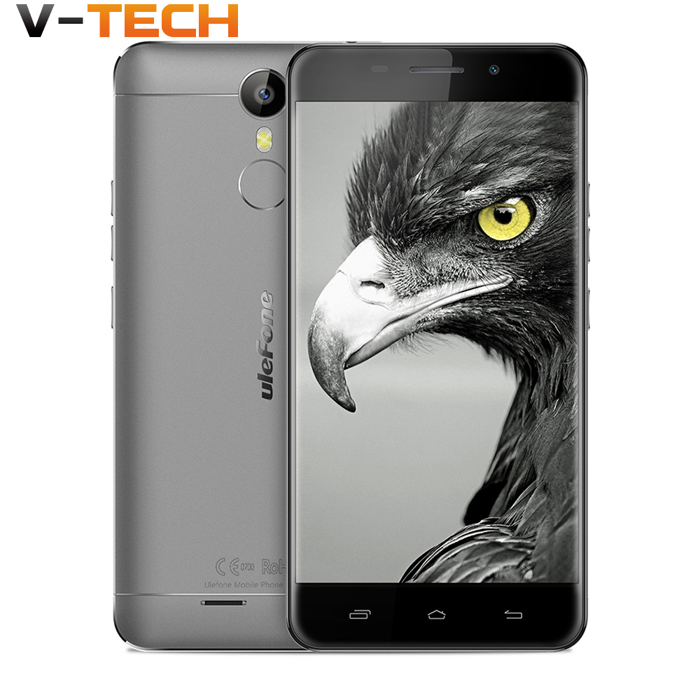 Free Gifts Ulefone Metal Mobile phone Android 6 0 5 0 MTK6753 Octa core 4G LTE