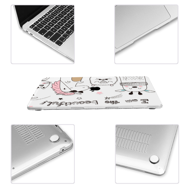 Redlai Hard Case for MacBook 5