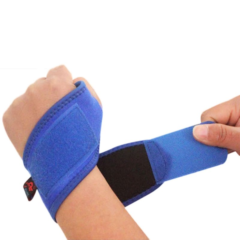 Breathable Carpal Tunnel Splint Wrist Support Brace Arthritis Sprain Strain Sports Safety