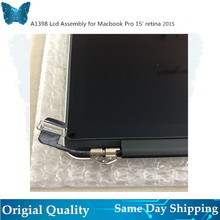 """Original A1398 LCD panel for Macbook Pro Retina 15"""" A1398 Full Complete LCD Screen Display Assembly 661-02532 Mid 2015 Year"""