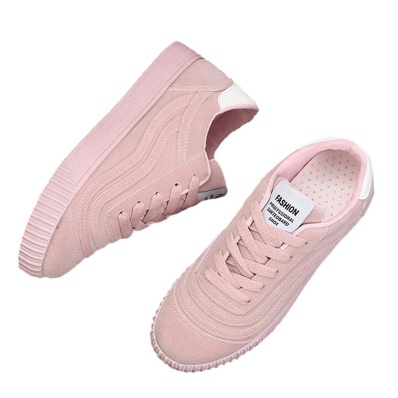 ae329914e27 US $16.79 20% OFF|Weweya Fashion Women Vulcanize Shoes Casual Shoes Woman  Canvas Platform Ladies Shoes Sneakers Zapatos Tenis Feminino Size 35 43-in  ...