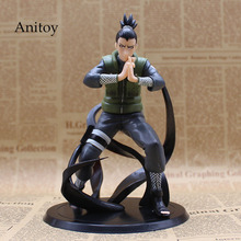 Anime Naruto Nara Shikamaru Hatake Kakashi PVC Figure Collectible Model Toy