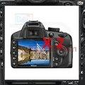 2pcs High Quality LCD Display Screen Film Protector For Nikon D3100 D3200 D3300 D3400