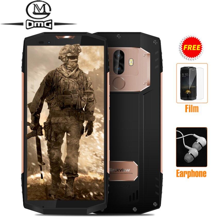 Blackview BV9000 PRO IP68 Waterproof shockproof mobile phone Android 7 1 5 7 6GB RAM 128GB