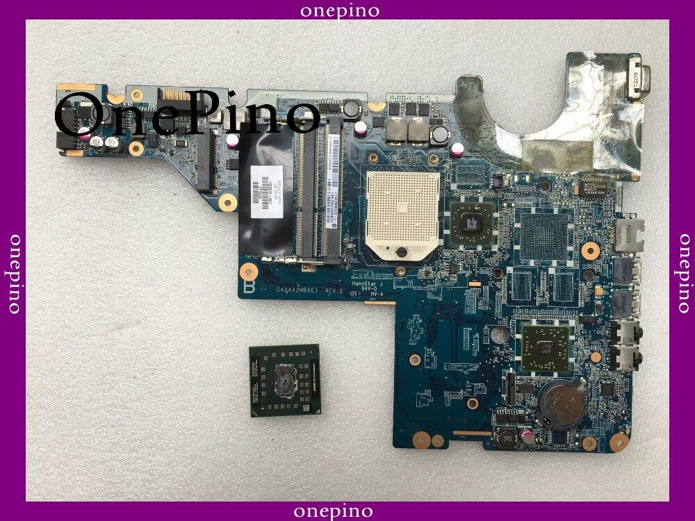 DA0AX2MB6E1 Pour HP ordinateur portable carte mère 623915-001 CQ42 CQ62 G42 mère d'ordinateur portable, 100% Testé 60 jours de garantie