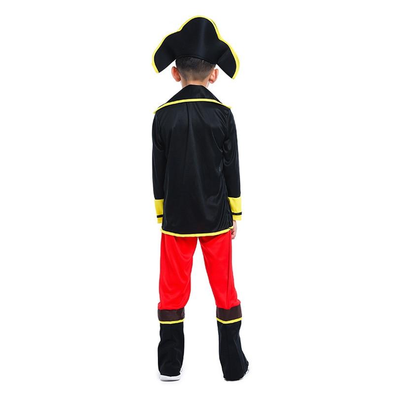 Disfraz de disfraz de pirata capitán niños niños - Disfraces - foto 4