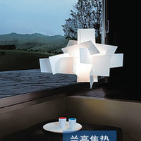 D65CM 90CM Modern 2015 European Fixture Foscarini Big Bang Chandeliers Lighting Art Pandant Lamp Ceiling E27
