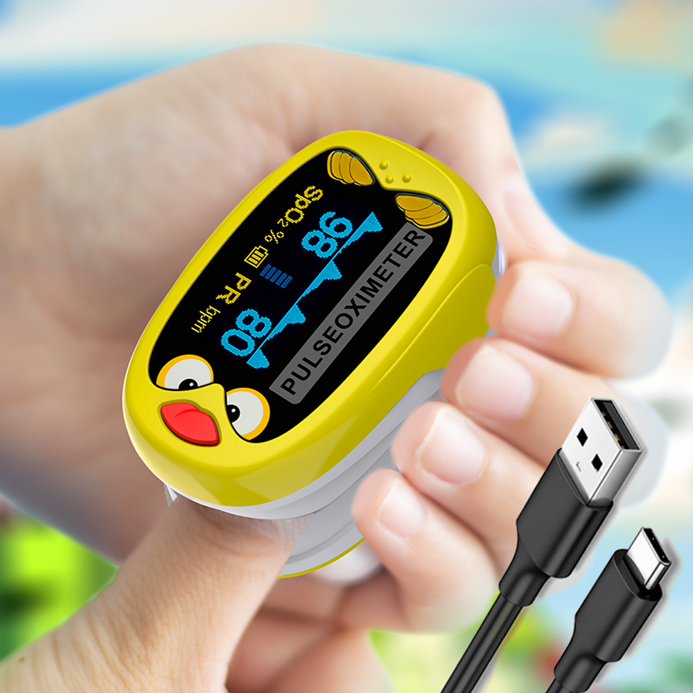 Yongrow Medical Infant Finger Pulse Oximeter Pediatric SpO2 Blood Oxygen Saturation Meter Neonatal  children kids RechargeableYongrow Medical Infant Finger Pulse Oximeter Pediatric SpO2 Blood Oxygen Saturation Meter Neonatal  children kids Rechargeable
