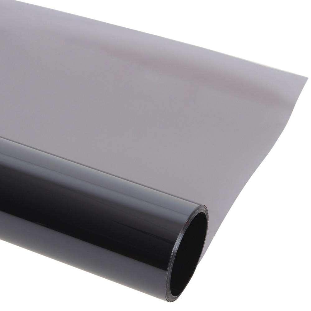 0,5 * 3м аконная плёнка светла-шэры - Знешнія аўтамабільныя аксэсуары - Фота 2