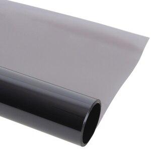 Image 2 - 0.5*3m Window Tint Film Light Gray Heat Insulation Solar Car Sticker For Automobile Side Windows
