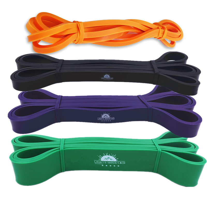 Pull Up Assistance Resistance Power Bands Elastic Expander Rubber Bands Fitness Workout Equipment For Weight Lifting Strength