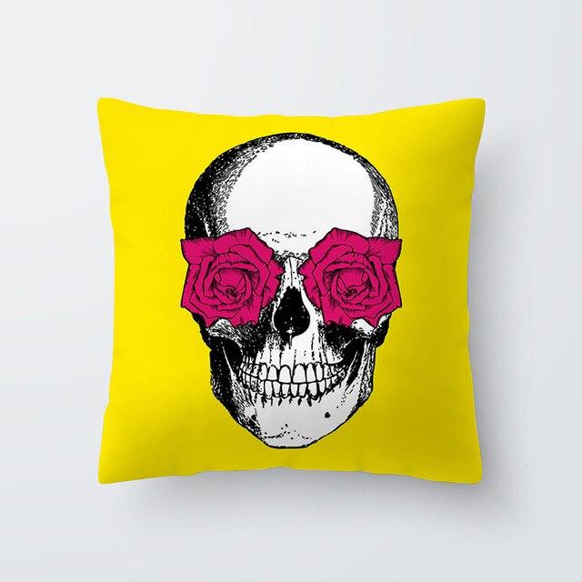 Yellow pillowcse 19