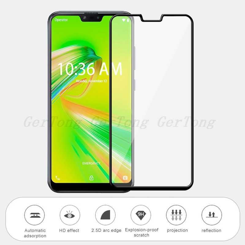 Vidrio templado de pantalla completa HD para Asus Zenfone 5Z ZS620KL 5 Lite ZE620KL 5Q ZC600KL Protector de pantalla antiarañazos película frontal