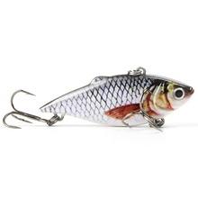 Mmlong 2 5 8 6g New Vib Crankbait Lifelike Fishing Lure High Quality Fishing Bait Slow