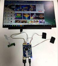 цена на 15.6 inch 1920*1080 IPS Screen Touch Display HDMI usb Driver Board LCD Panel Module Monitor Laptop PC Raspberry Pi 3 Car