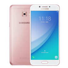 New Original Samsung Galaxy C5 Pro 2017 Mobile Phone Qualcomm 4G+64G Fingerprint Octa Core Dual SIM 5.2″ 2600mAh 16MP 4G LTE