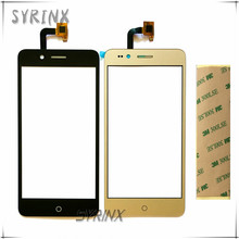 Syrinx 5.0″ With 3M Tape Sensor Touchscreen For DEXP Ixion MS350 Touch Screen Touch Panel Front Glass Replacement Free Shipping