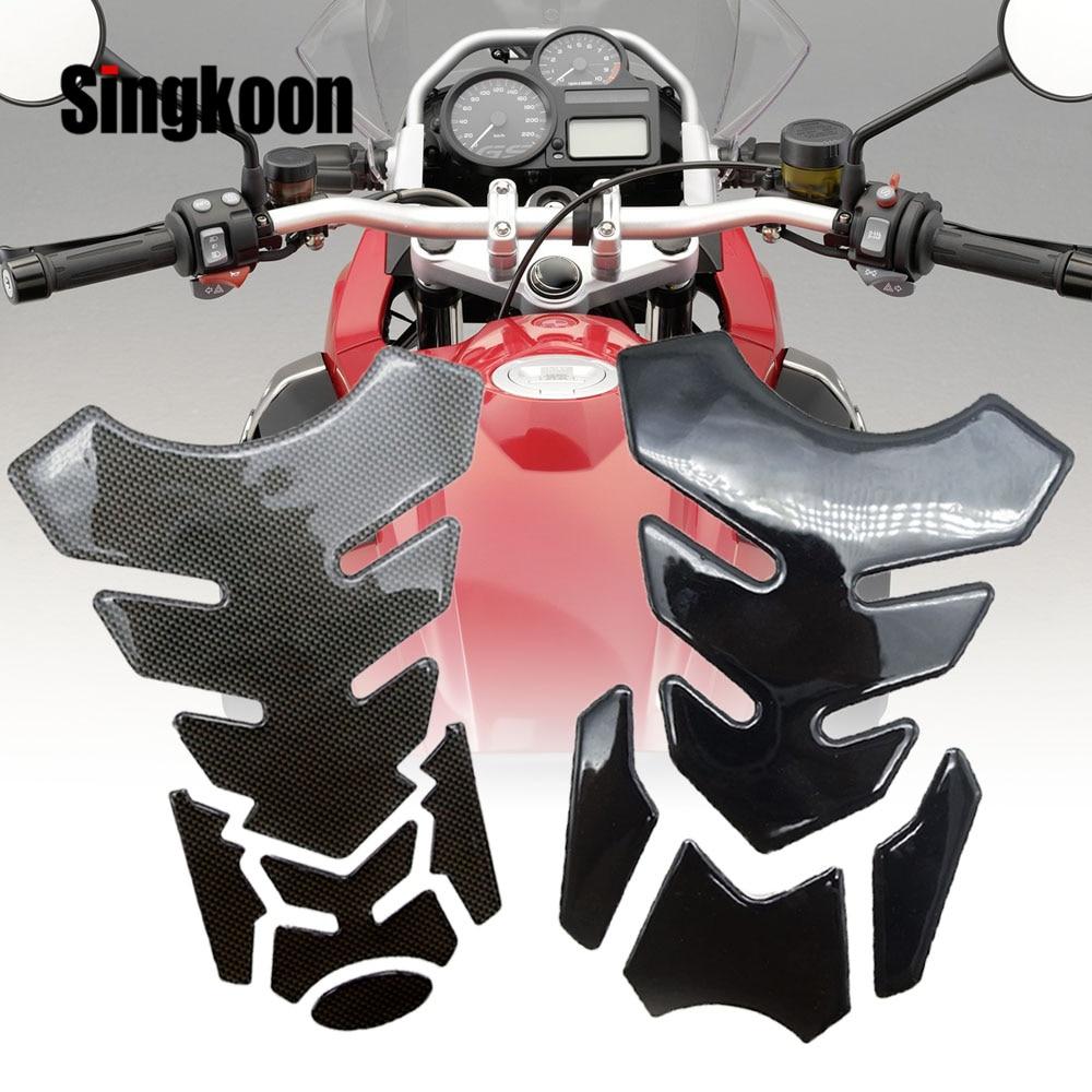 3D Motorcycle decals stickers motorbike tank pad tankpad Protector Stickers FOR gsx s1000 honda xr 250 suzuki bandit 650 dl650