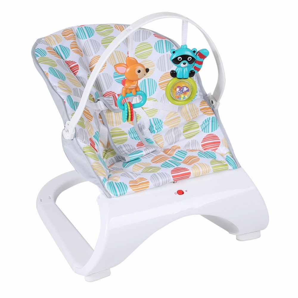 HTB1iRE8Xrj1gK0jSZFuq6ArHpXat Infant Baby Rocker Electric Rocking Chair Cradle Newborn Comfort Vibration Rocking Chair Soothing The baby's Artifact Sleeps