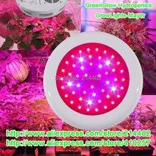 Ufo 150 W ( 50 * 3 W ) iluminação horticultura para planta crescer iluminação, 3 anos de garantia, Dropshipping