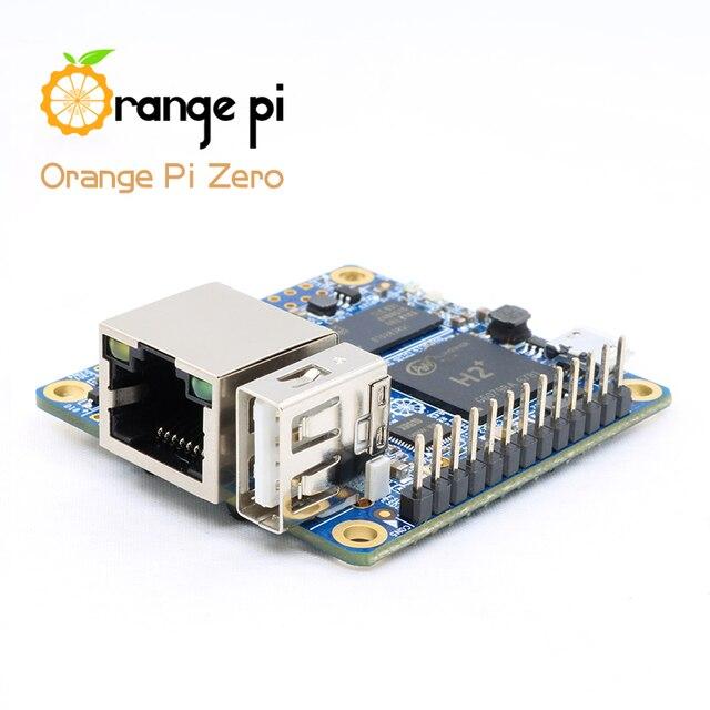 Orange Pi Zero H2+ Quad Core Open-Source 512MB Development Board