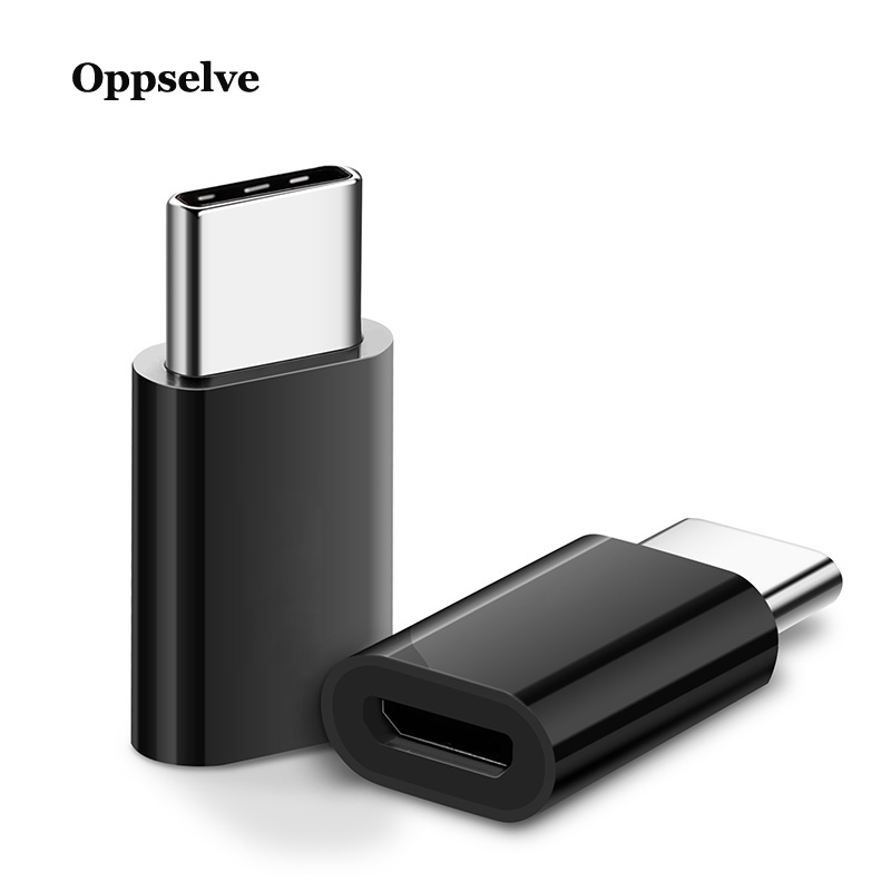 Oppselve Micro USB Type C OTG Adapter Type-C Male To Micro USB Female USB C Cable For Nexus 5X 6P Oneplus 2 3 Charger Converter
