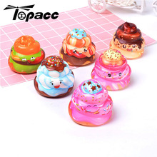 Chocolate Poo 8CM Small Size So Cute With Expression Kawaii Jumbo Collection Packaging Stress Relief Children Adult Gift