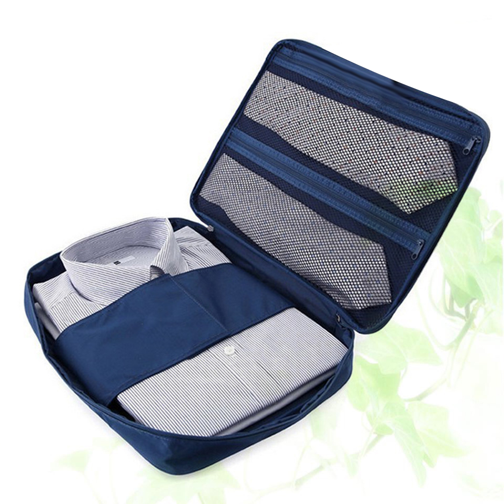 Azul Marino multifuncional viajes impermeable bolsas de ...