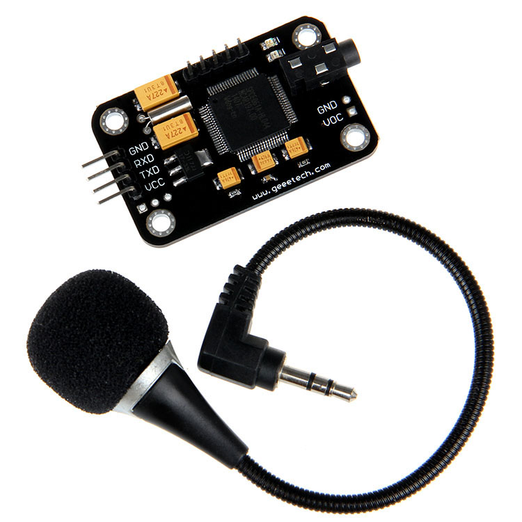 Image 2 - Geeetech модуль распознавания голоса для Arduino совместимы-in Доски для показов from Компьютер и офис