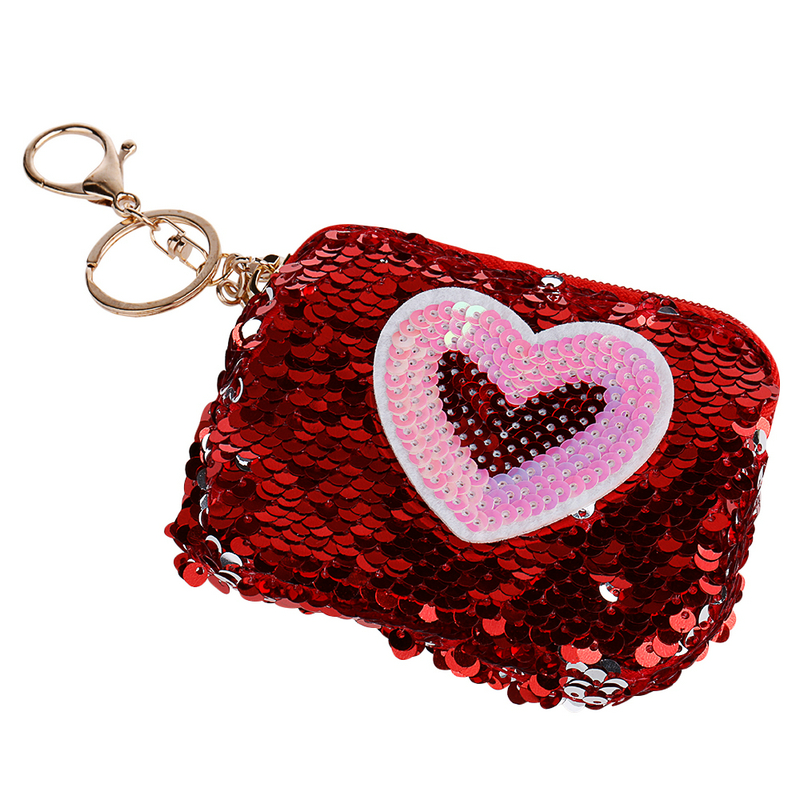 Detail Feedback Questions about Junlead Sparkly Sequins Female Heart ... dd8f62179a67