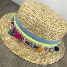 Boho Wide Brim Sun Hats for Women