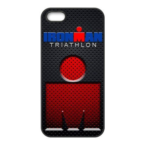 Painted Ironman triathlon Cover case for iphone 4 4s 5 5s 5c 6 6s plus samsung galaxy S3 S4 mini S5 S6 Note 2 3 4 z0529
