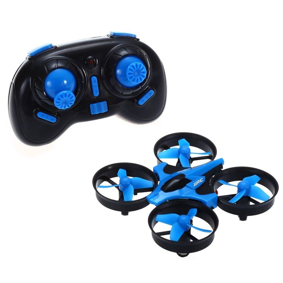 JJRC H36 RC Drone Dron 2.4 GHz 4CH 6 Axe Gyro RTF Hélicoptère avec Sans Tête Mode Vitesse Commutateur 360-degré Flip Vol hélicoptère