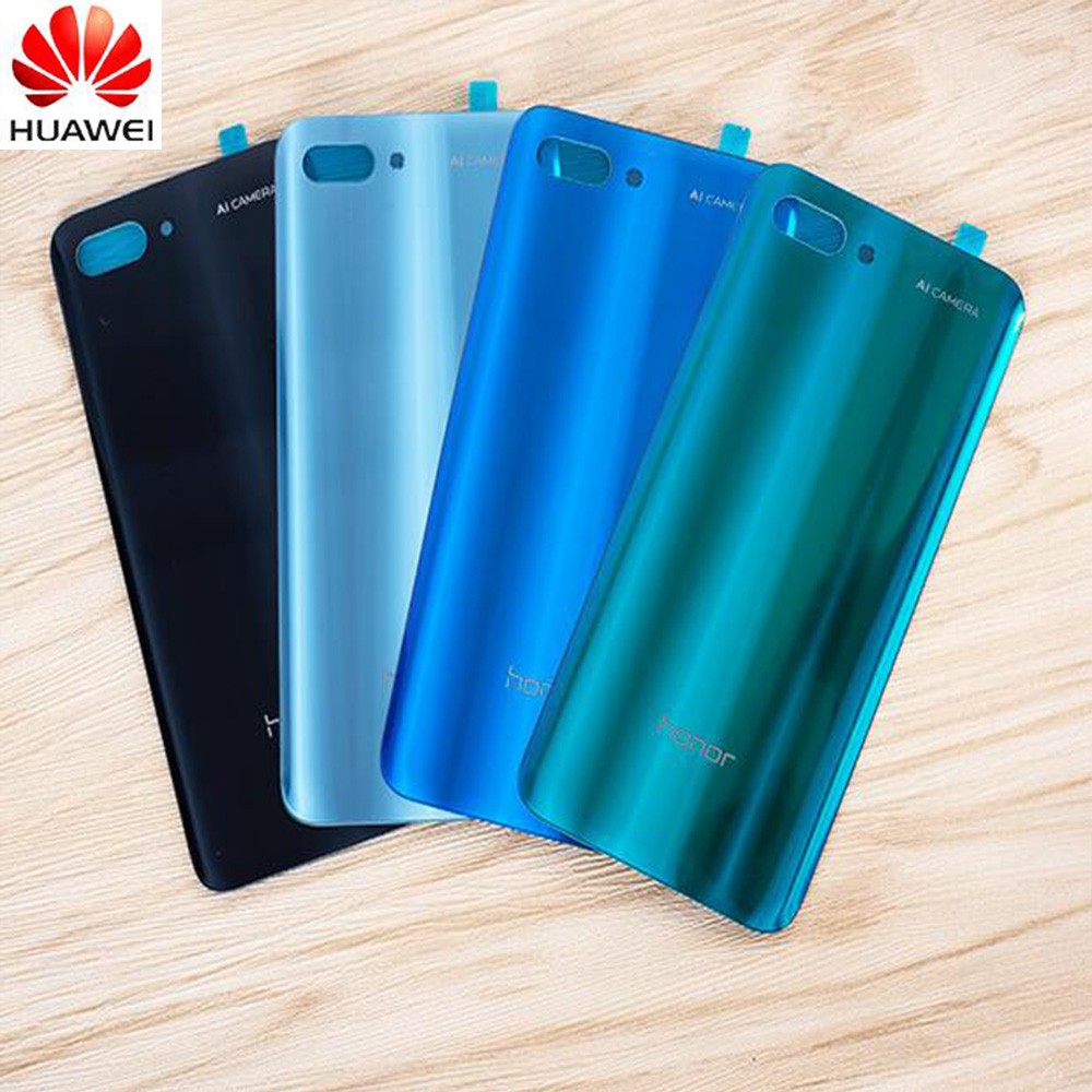 Original 3D Glass Rear Housing Cover For HUAWEI Honor 10 5.84 Inch Back Door Replacement Battery Case Adhesive Sticke,5 colorsOriginal 3D Glass Rear Housing Cover For HUAWEI Honor 10 5.84 Inch Back Door Replacement Battery Case Adhesive Sticke,5 colors
