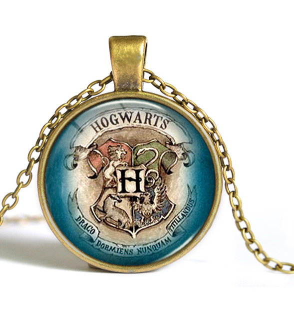 Online shop 1 piecelot handmade jewelry hogwarts school of 1 piecelot handmade jewelry hogwarts school of witchcraft and wizardry necklaces pendants dracodormiens nunquam titillandus aloadofball Choice Image