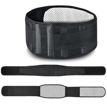 Tourmaline Belt Waist Brace Support Self Heating Magnetic Therapy Lumbar Waist Posture Corrector Bandage Belt Lower Back Support