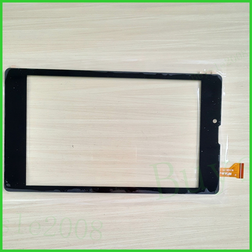 New Touch Screen Digitizer For 7'' Inch WJ1588-FPC V2.0 Tablet Touch panel sensor replacement Free Shipping new replacement capacitive touch screen digitizer panel sensor for 10 1 inch tablet vtcp101a79 fpc 1 0 free shipping