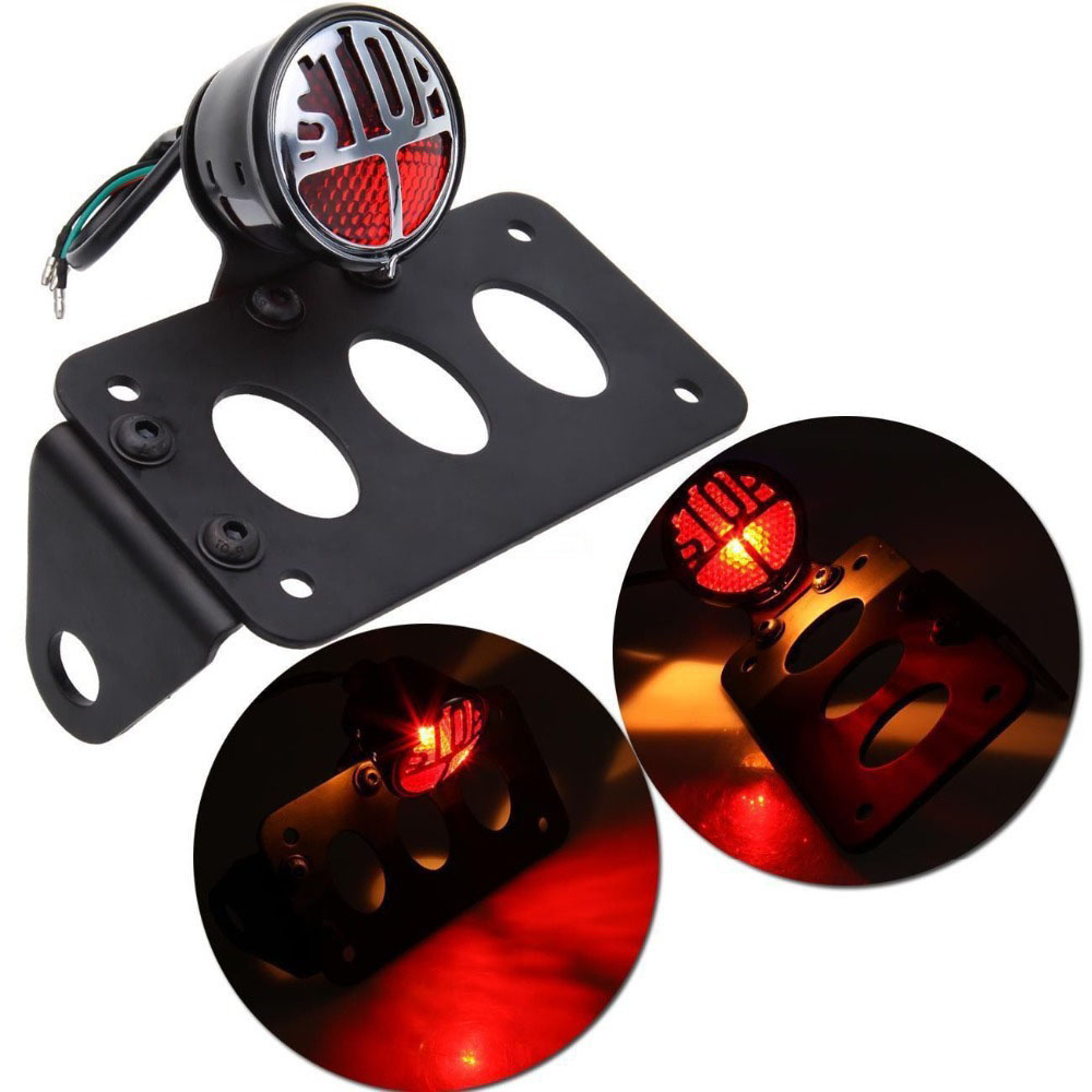 ФОТО DC12V LED Truck Tail Trailer Lights Stop Turn Car Rear Led Light Road Safety Fog lamp Automobile Light