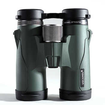 USCAMEL Binoculars 8x42 Military HD High Power Telescope Professional Hunting Outdoor,Army Green - DISCOUNT ITEM  33% OFF All Category