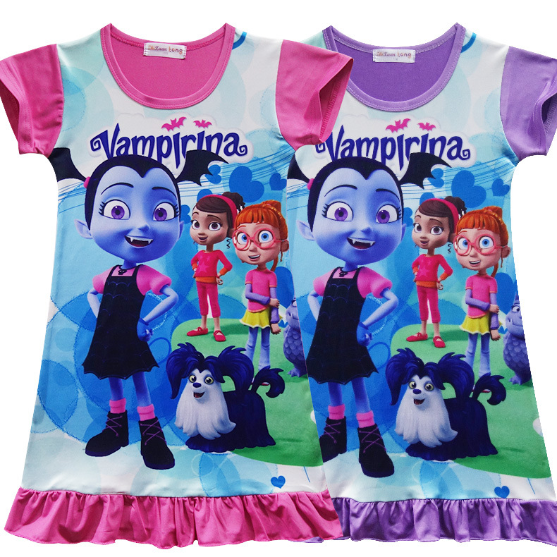 Kids Party Dress For Girl Streetwear children clothing ...